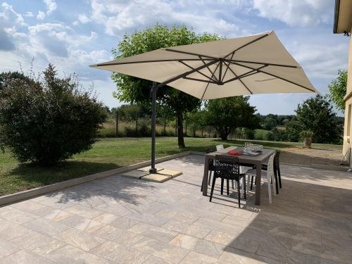 Bel Air de Rosette - Côté jardin