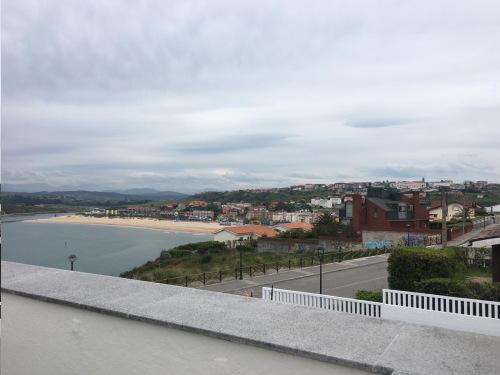 Estudio vistas al mar terraza