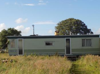 The Static Caravan - Self contained accommodation