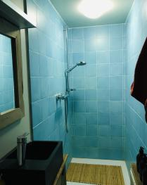 Appartement douche