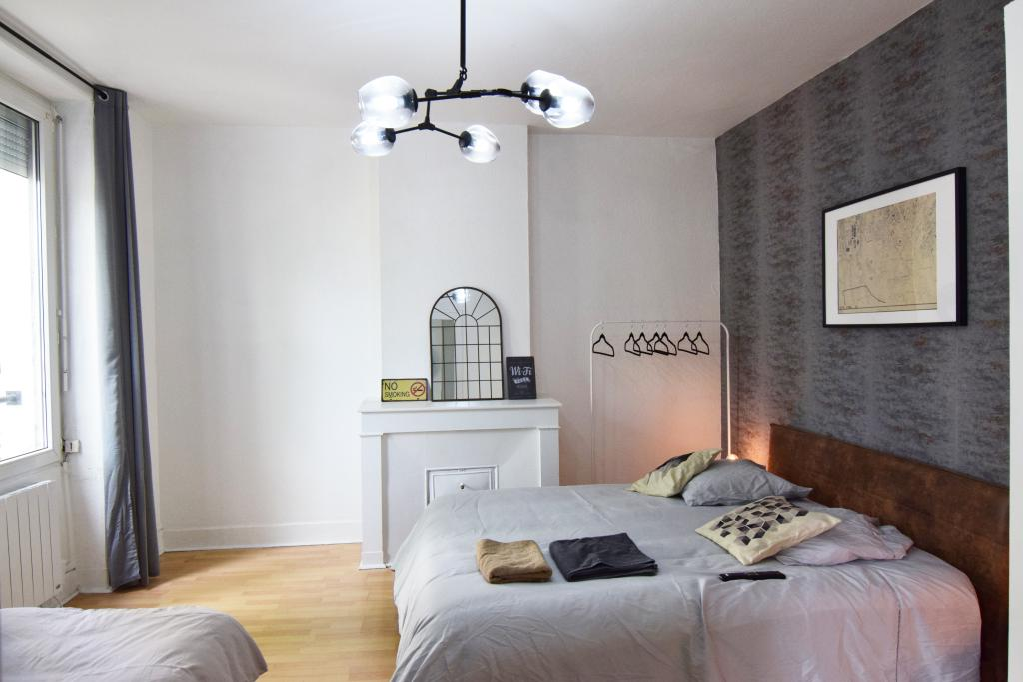 Residence L Atypique Saint Etienne Rooms