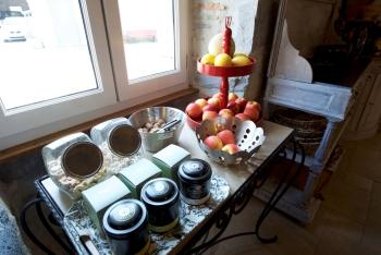 Petit déjeuner - sélection de thés et tisanes
