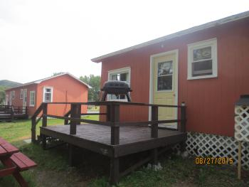 TTC #102/104-Budget-Cabin-Ensuite with Shower - OTA Rates