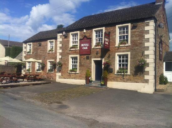 The Royal Oak - Curthwaite