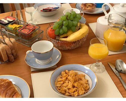 Self Service 'Continental Style' Breakfast