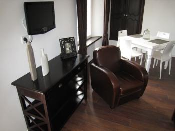 Appartement-Famille-Douche-Vue sur Jardin-4 pax - Tarif de base