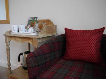 Tea, Coffee & Biscuits in all Rooms at Eastfield Lodge