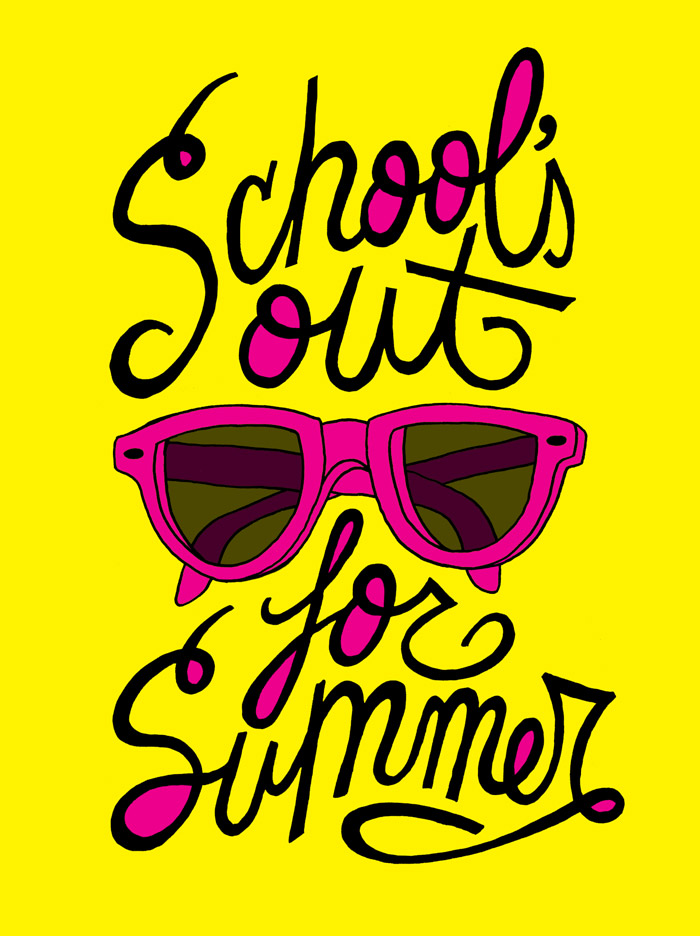 School's Out for Summer Party - Friday 19th July