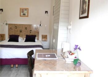 Ch George Sand-double-confort-vue ville-2ème étage