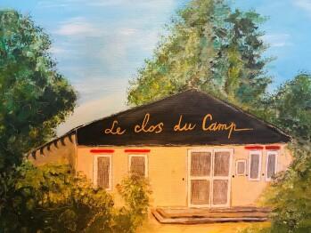 Hébergements le Camp d'Auneau - Le Clos du Camp -