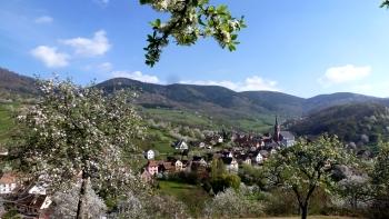 Breitenbach dans ses montagnes