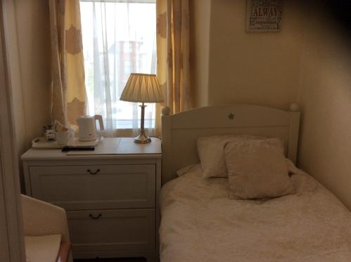 Single room-Shared Bathroom-Room Only
