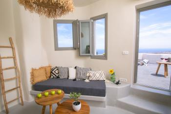 Studio-Superior-Ensuite with Bath-Sea View-Kalavria  - Base Rate