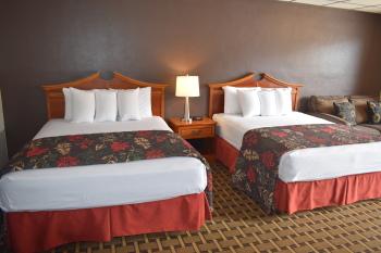 Quad room-Ensuite with Jet bath-Superior-Double Semi Suite - Base Rate