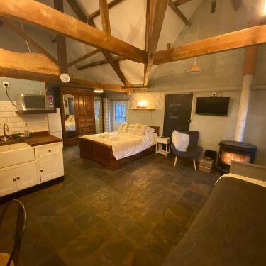 Wild Goose Nest Room