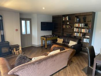 Cottage - Private Lounge