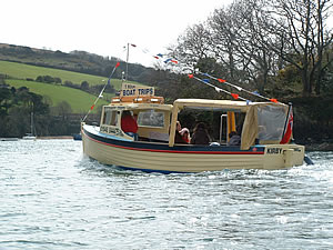 Salcombe Estuary Cruise 0.1mile