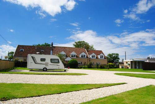 Caravan Touring Pitches - Adults Only