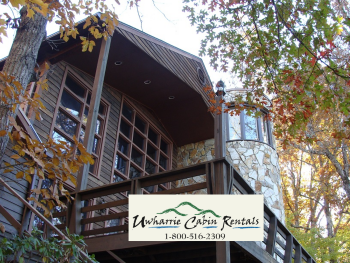 Uwharrie Cabins - Oak Lodge