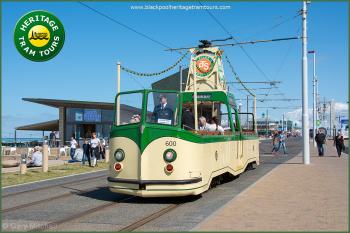 Open Top Heritage Tram Tours