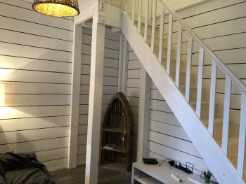 L'escalier de l'Instant La Capte