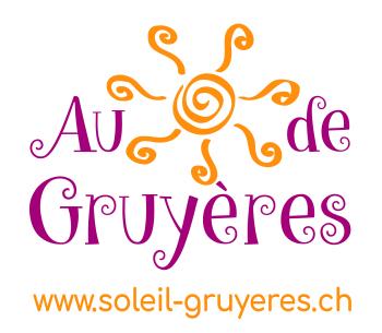 Logo Au Soleil De Gruyères