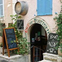 Restaurant et cave à vin