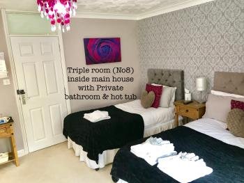 Triple Room (not en-suite) No 8