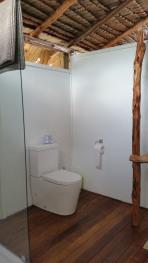 Private bungalow bathroom