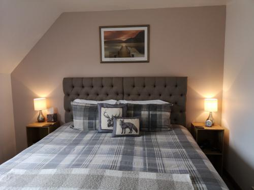 Room 1-Deluxe-Double or Twin-Ensuite with Bath-Countryside view - Breakfast Included