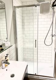 One of our powerful showers