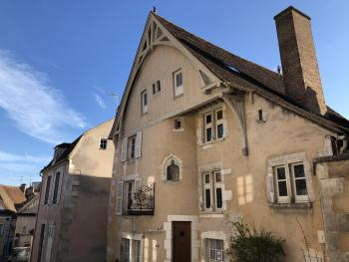Le Pigeonnier centre historique Auxerre - Nos 4 appartements dans cette demeure du Moyen Âge