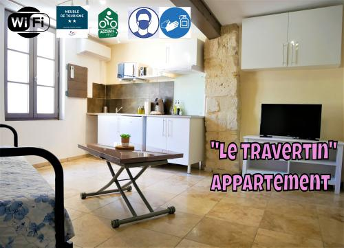 Appartement Le Travertin