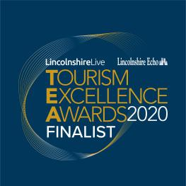 Finalist in the Tourism Excellence Awards if the B&B of the Year Category