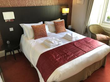 Double room-Economy-Ensuite-Garden View-1 - Base Rate