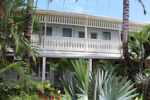 Exterior View of Kauai Palms Hotel
