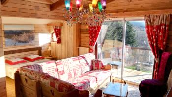 Notre Suite de Luxe avec petit salon et balcon