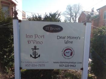 Welcome to Inn Port and Deaf Monty's Wine!