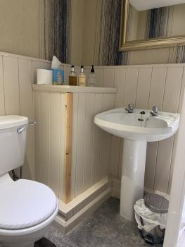 Room 7 Single Room Bathroom