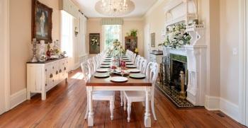 Magnolia Dining seats 22