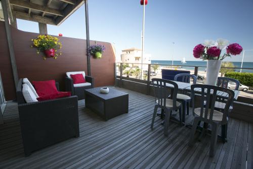 Appartement Prestige Terrasse Vue Mer