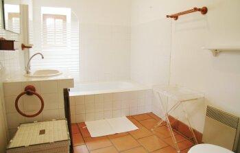 2ème salle de bains du RDC