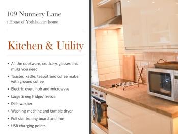 Kitchen summary