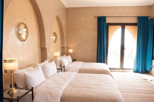 Suite-Premium-Salle de bain-Vue sur Montagne-Suite Premium vue montage