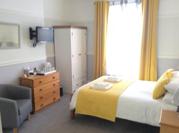 Double room-Luxury-Ensuite-Garden View-Room 5 - Base Rate