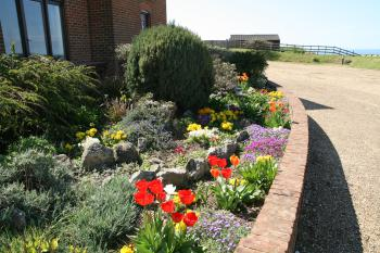 Gardens by Tennyson View