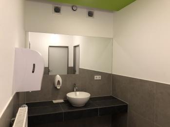 Hoher sehr sauberer Sanitärstandart