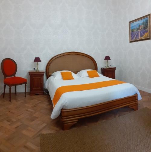 Double- avec salle de bain Privée non Attenante/Magali, 1ére étage
