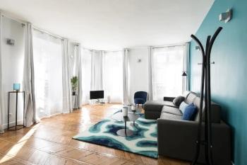 Apartment temple le Marais II -