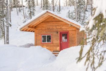 Spruce Cabin -